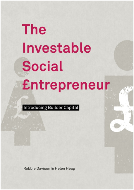 The Investable Social Entrepreneur